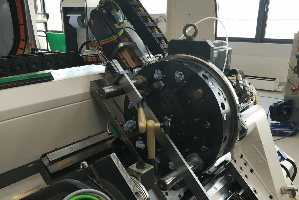 Модернизация токарных станков