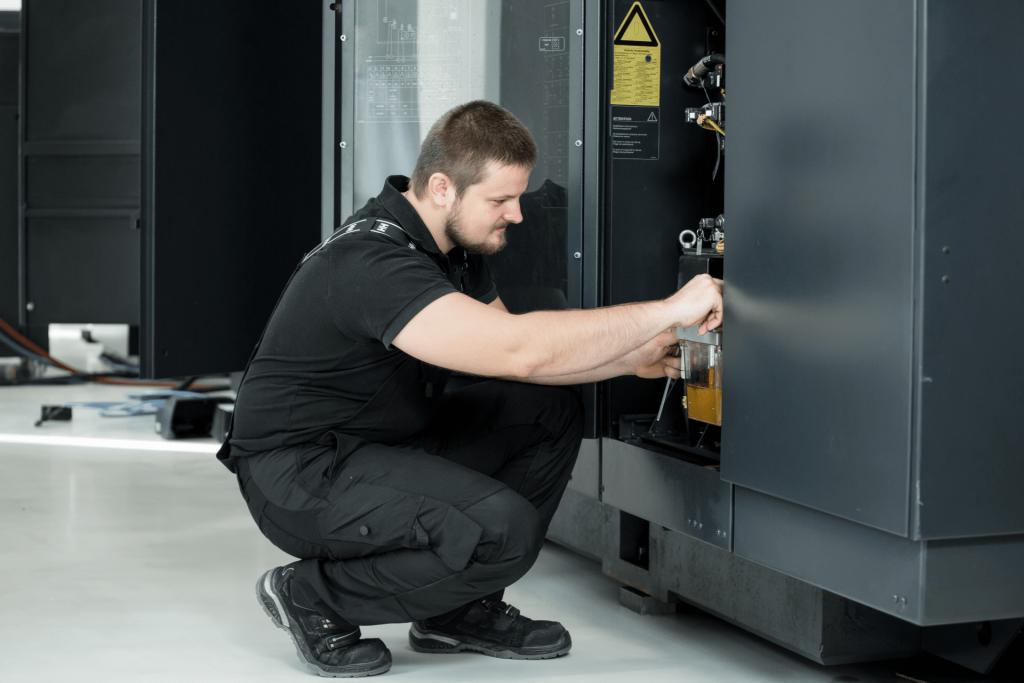 Обслуживание токарных станков с ЧПУ по металлу