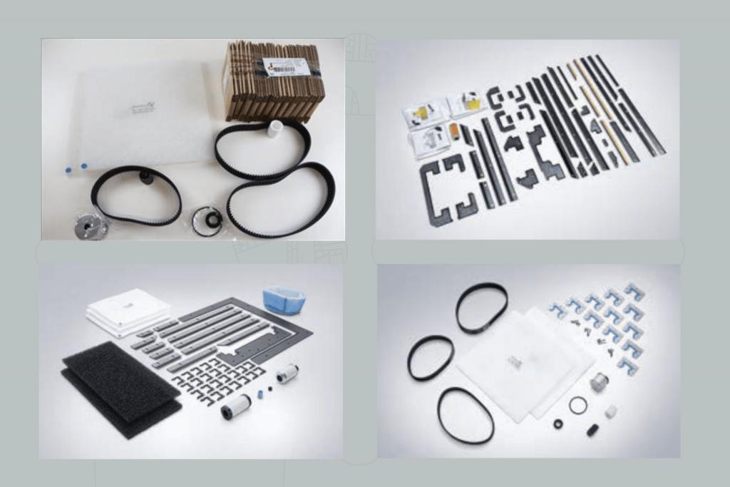Комплекты для проведения ТО для станков DMG MORI