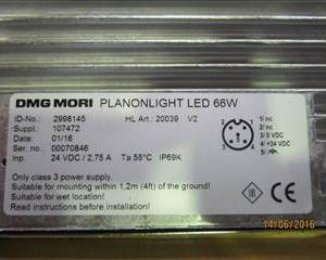 2998145 Светодиодная лампа DMG MOR